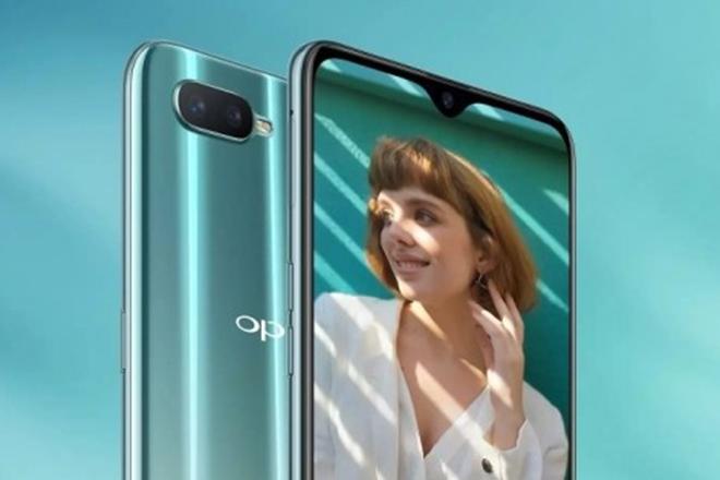 """Oppo R15x trình làng, màn hình giọt nước """"ăn đứt"""" iPhone Xs - 2"""
