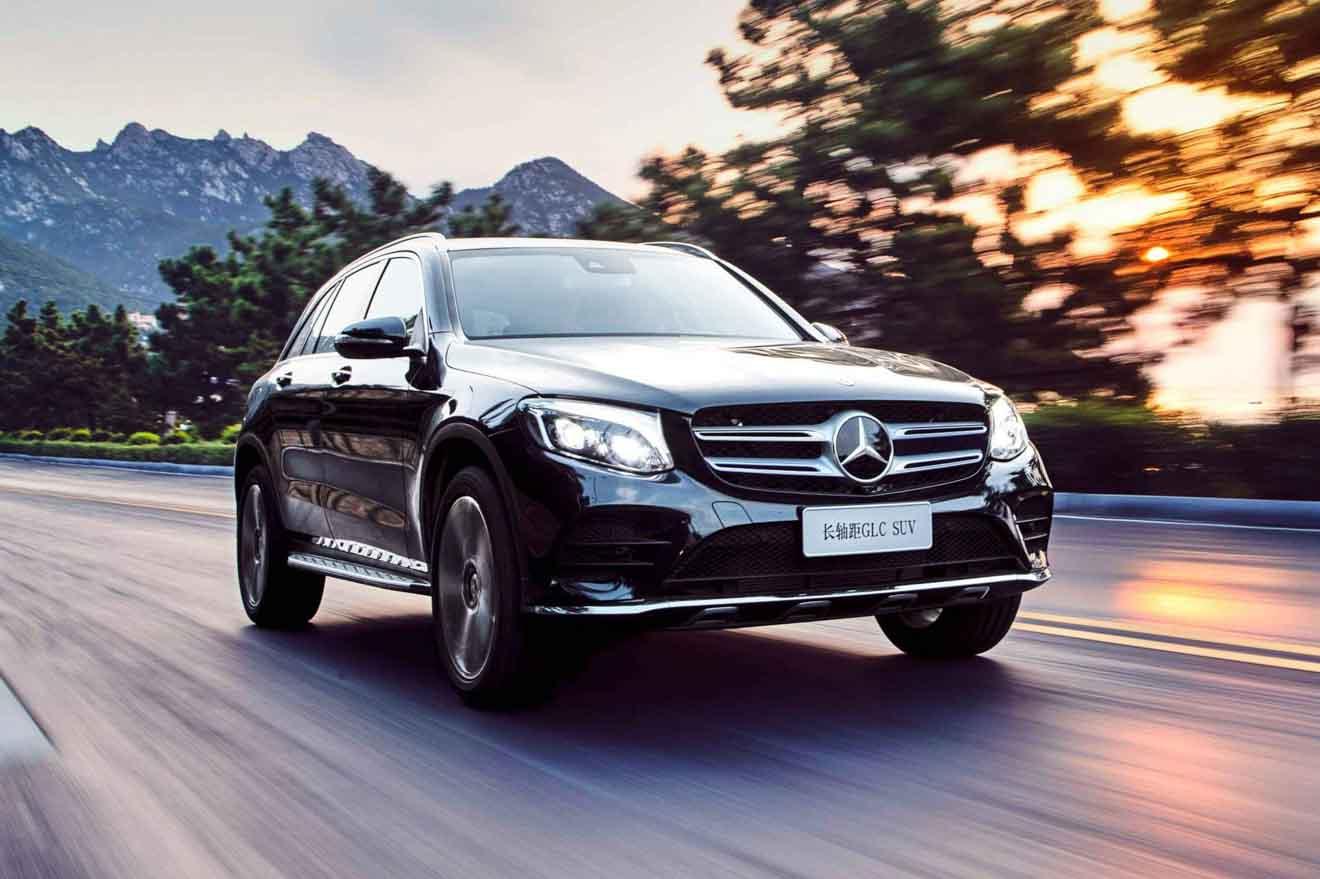 Mercedes-Benz ra mắt GLC-L phiên bản trục cơ sở kéo dài - 2