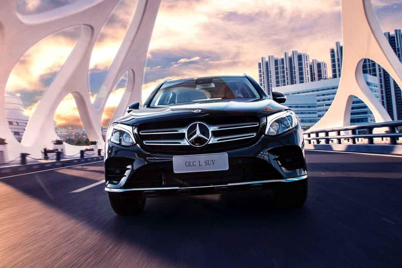 Mercedes-Benz ra mắt GLC-L phiên bản trục cơ sở kéo dài - 7
