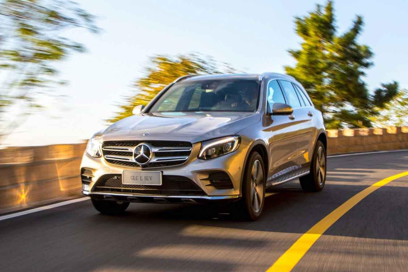 Mercedes-Benz ra mắt GLC-L phiên bản trục cơ sở kéo dài - 1