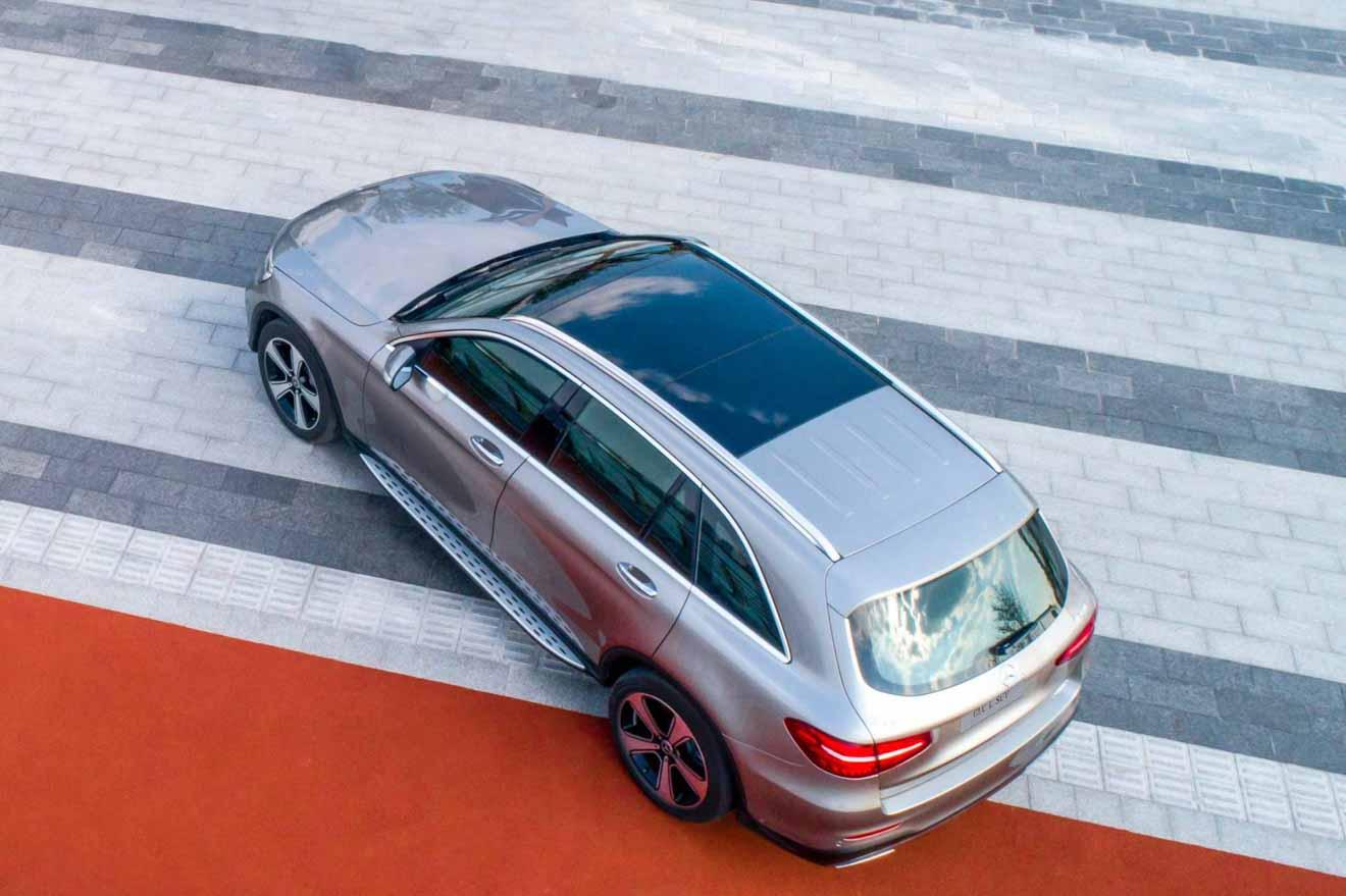 Mercedes-Benz ra mắt GLC-L phiên bản trục cơ sở kéo dài - 6