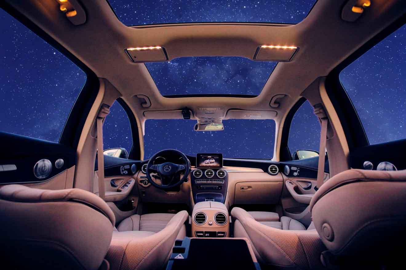 Mercedes-Benz ra mắt GLC-L phiên bản trục cơ sở kéo dài - 8