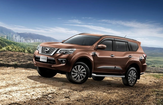 Lộ ảnh thực tế và giá bán Nissan Terra tại Việt Nam - 9