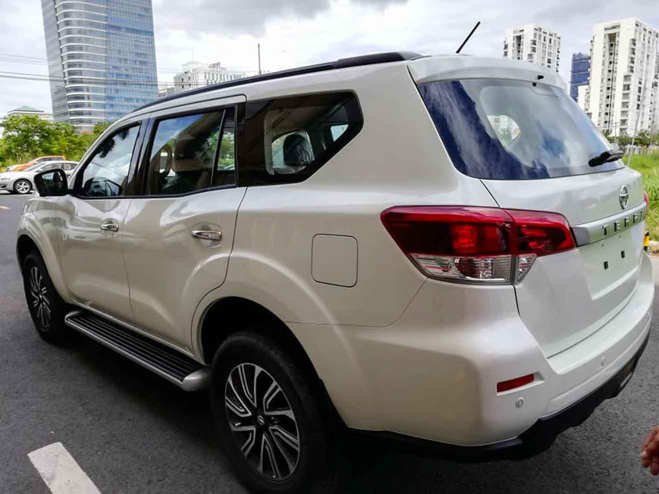 Lộ ảnh thực tế và giá bán Nissan Terra tại Việt Nam - 4