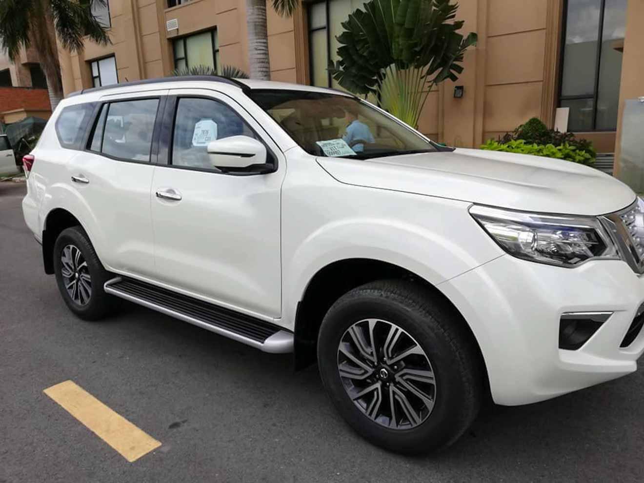Lộ ảnh thực tế và giá bán Nissan Terra tại Việt Nam - 2