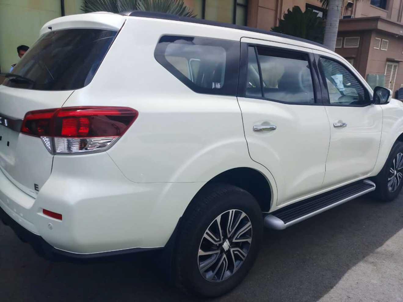 Lộ ảnh thực tế và giá bán Nissan Terra tại Việt Nam - 3