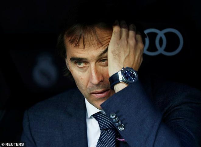 Rung chuyển ghế nóng Real: Đã có Zidane 2.0 thay thế Lopetegui - 1