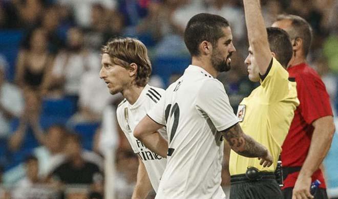 """Nội tình Real rối loạn: """"Đại ca"""" Ramos cứu thầy đấu """"phản thần"""" Modric - 1"""