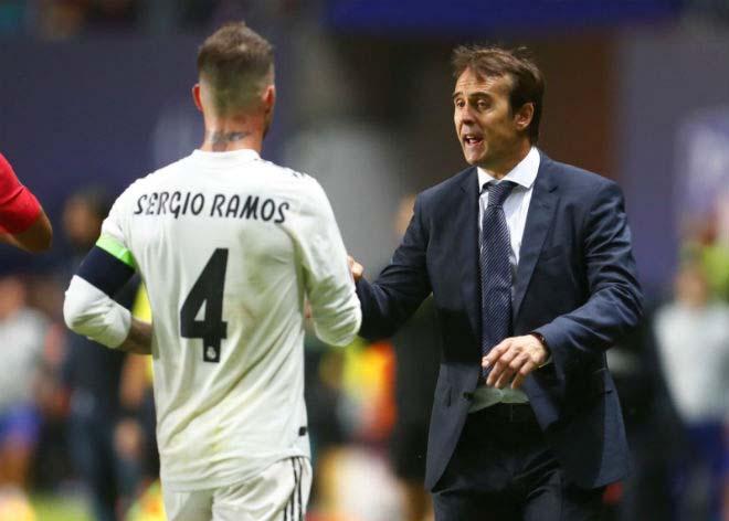 """Nội tình Real rối loạn: """"Đại ca"""" Ramos cứu thầy đấu """"phản thần"""" Modric - 2"""