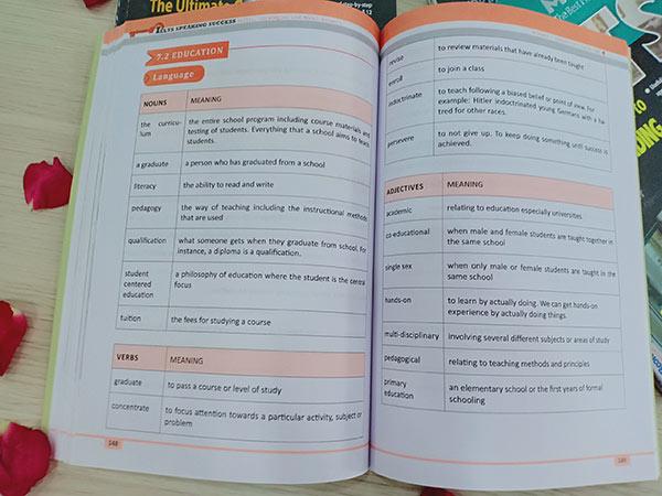 Top 3 bộ cuốn sách luyện thi IELTS hay nhất - 2
