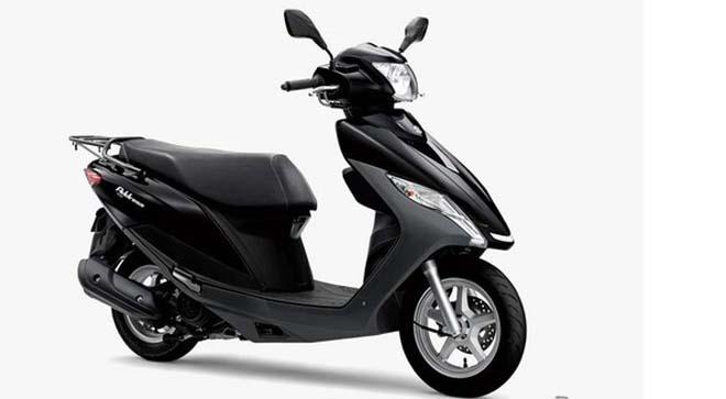 Suzuki Address 125 màu mới ra mắt, thanh lịch hơn - 1