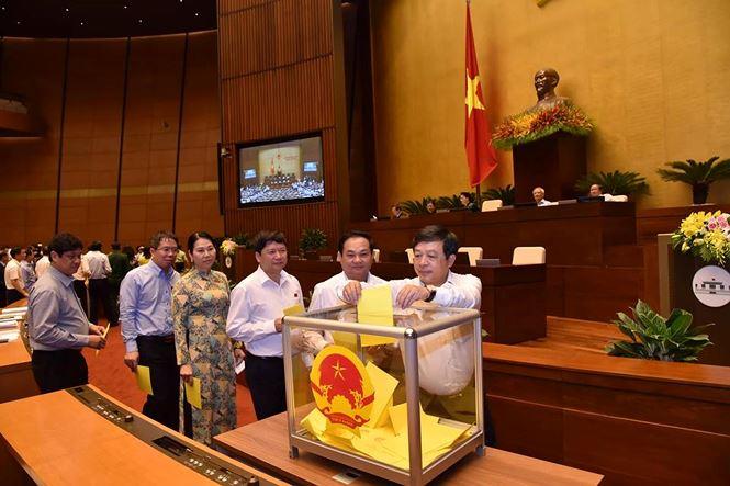Tổng Bí thư Nguyễn Phú Trọng đắc cử Chủ tịch nước - 7