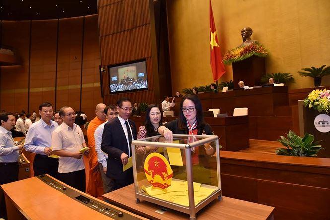 Tổng Bí thư Nguyễn Phú Trọng đắc cử Chủ tịch nước - 6