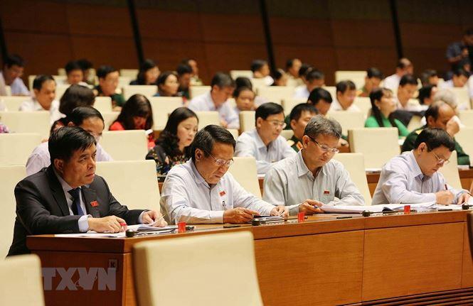 Tổng Bí thư Nguyễn Phú Trọng đắc cử Chủ tịch nước - 3
