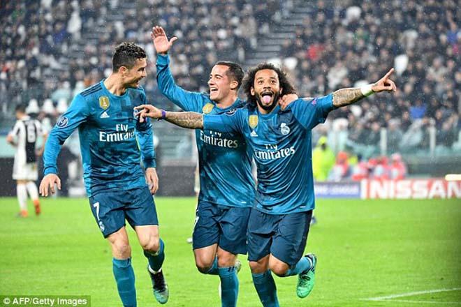 """Real sinh biến: """"Nhị ca"""" Marcelo đoàn tụ Ronaldo & cuộc tháo chạy tháng 1 - 2"""