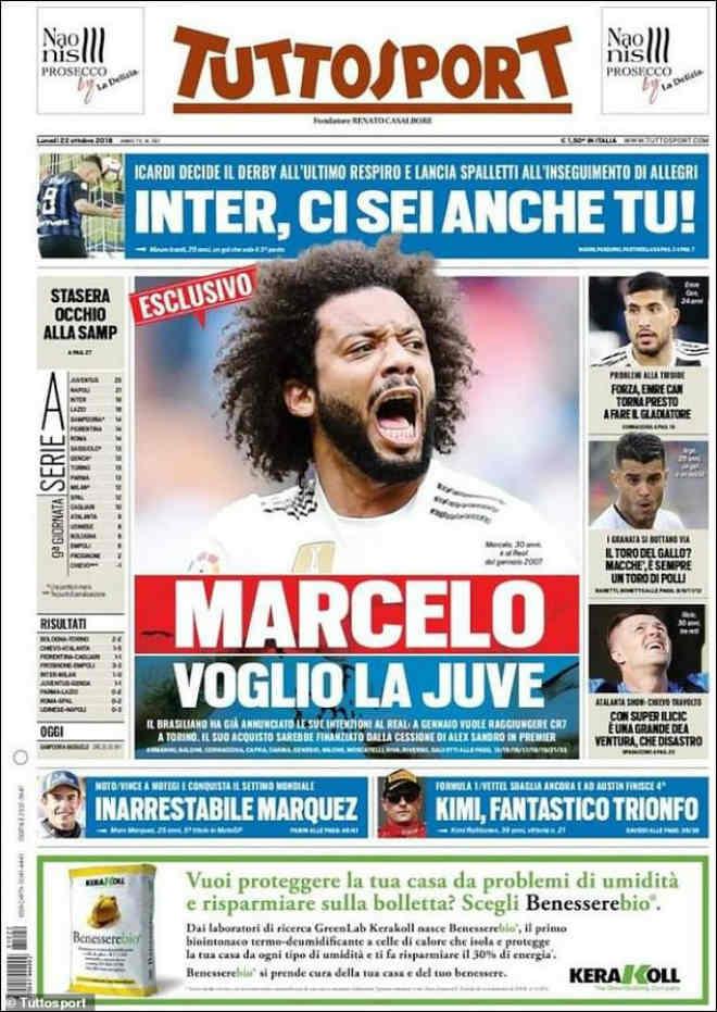 """Real sinh biến: """"Nhị ca"""" Marcelo đoàn tụ Ronaldo & cuộc tháo chạy tháng 1 - 1"""