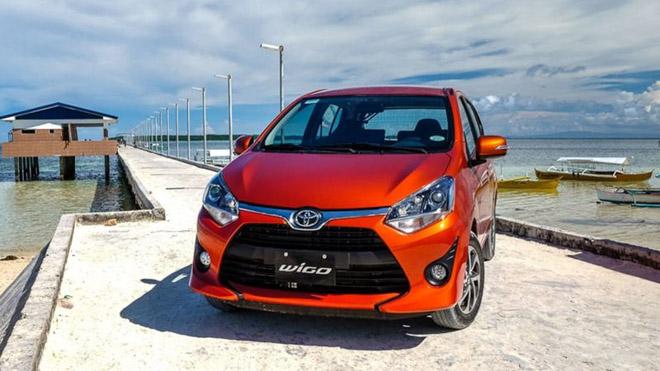 Giá xe Toyota Wigo 2018 cập nhật mới nhất kèm ưu đãi tại đại lí - 4