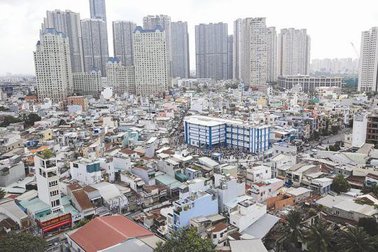 """Đề xuất có thêm """"tầng lánh nạn"""" trong chung cư - 1"""