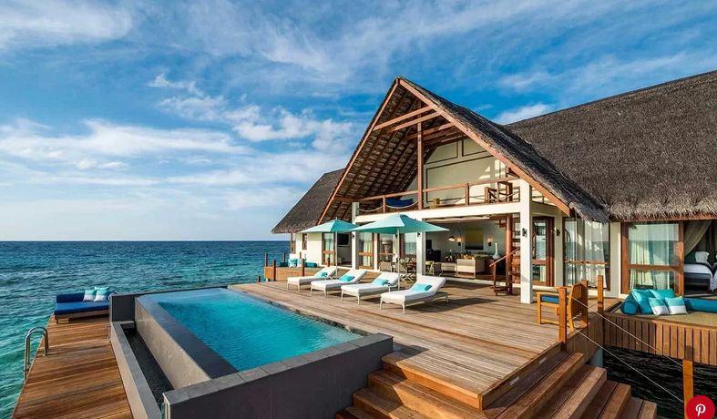 Phát sốt với những resort sang chảnh nhất châu Á - 3