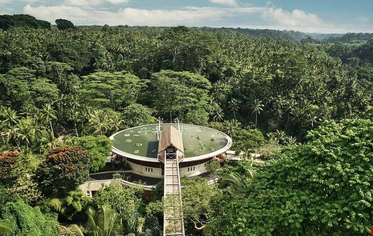 Phát sốt với những resort sang chảnh nhất châu Á - 11