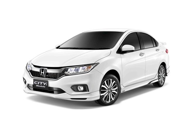 Honda Việt Nam giới thiệu 2 phiên bản giới hạn: Honda Jazz RS Mugen và Honda City L Modulo - 2