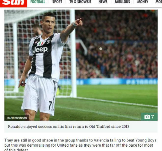 Juventus hạ MU cúp C1: Báo Anh chê Pogba chỉ giỏi làm màu, kém xa Ronaldo - 3