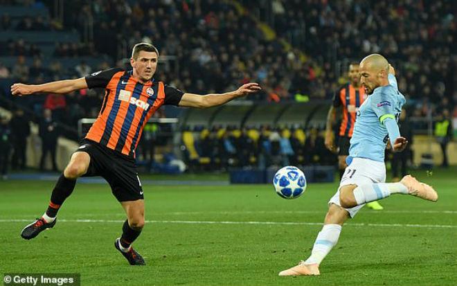 Shakhtar Donetsk - Man City: