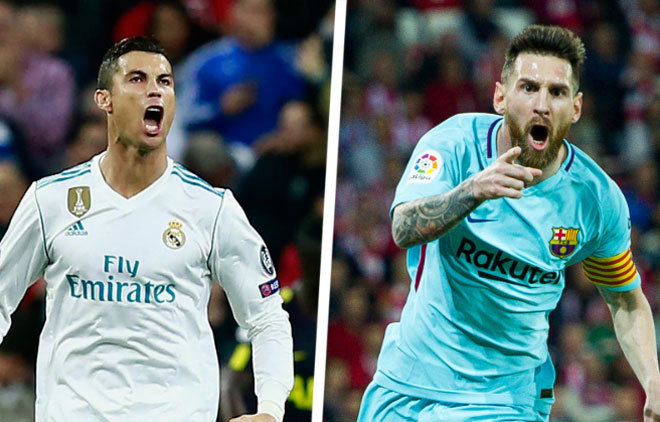 Barca - Real không Messi - Ronaldo: Dàn SAO hàng trăm triệu euro ai sẽ tỏa sáng? - 1