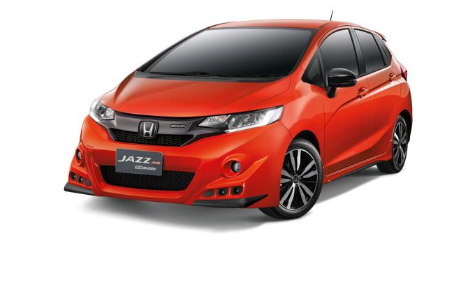 Honda Việt Nam giới thiệu 2 phiên bản giới hạn: Honda Jazz RS Mugen và Honda City L Modulo - 1