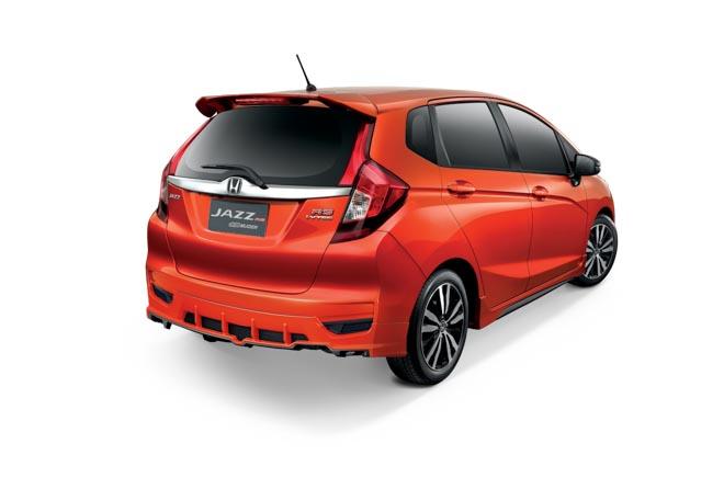 Honda Việt Nam giới thiệu 2 phiên bản giới hạn: Honda Jazz RS Mugen và Honda City L Modulo - 3