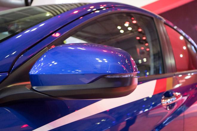 Honda giới thiệu phiên bản thể thao HR-V Mugen tại VMS 2018 - 15