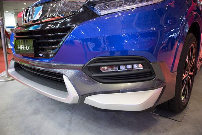 Honda giới thiệu phiên bản thể thao HR-V Mugen tại VMS 2018 - 3