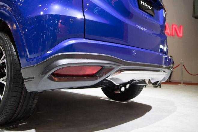 Honda giới thiệu phiên bản thể thao HR-V Mugen tại VMS 2018 - 16
