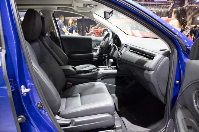 Honda giới thiệu phiên bản thể thao HR-V Mugen tại VMS 2018 - 4