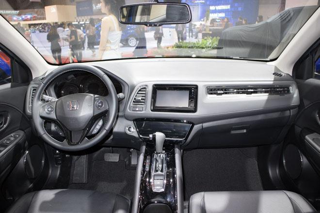 Honda giới thiệu phiên bản thể thao HR-V Mugen tại VMS 2018 - 6
