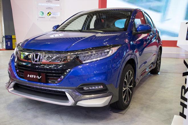 Honda giới thiệu phiên bản thể thao HR-V Mugen tại VMS 2018 - 1