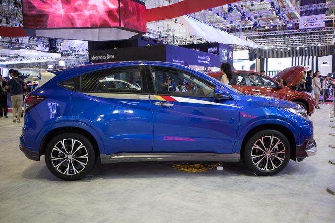 Honda giới thiệu phiên bản thể thao HR-V Mugen tại VMS 2018 - 8