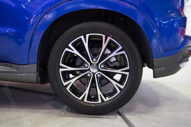 Honda giới thiệu phiên bản thể thao HR-V Mugen tại VMS 2018 - 11