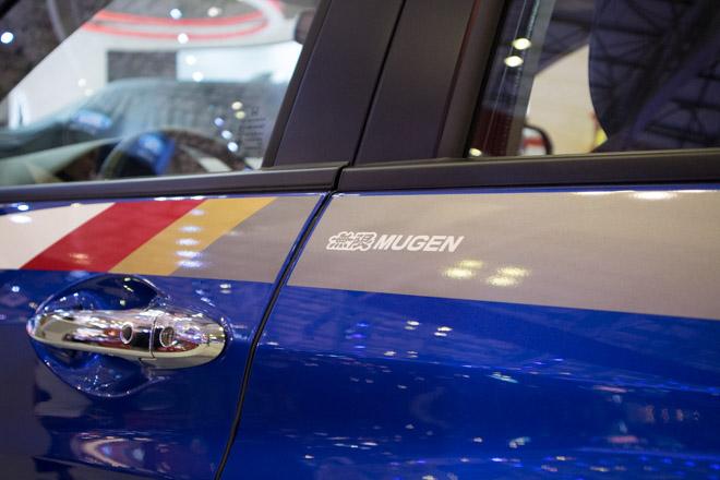 Honda giới thiệu phiên bản thể thao HR-V Mugen tại VMS 2018 - 12