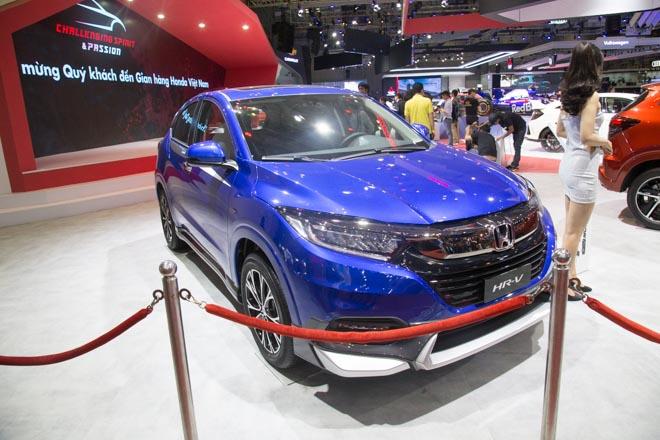 Honda giới thiệu phiên bản thể thao HR-V Mugen tại VMS 2018 - 2
