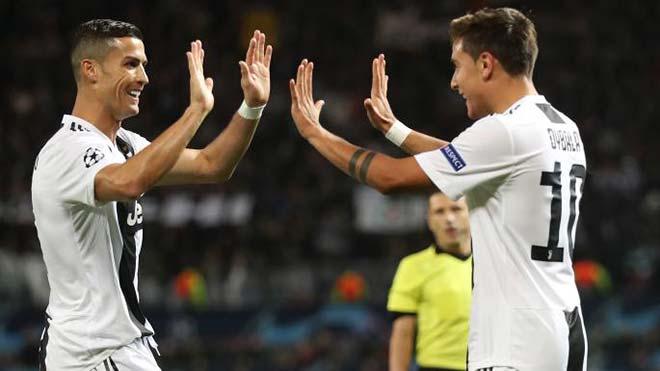 """Juventus và 2 bộ mặt Ronaldo - Dybala: Đại kỳ quan của """"Bố già"""" - 3"""