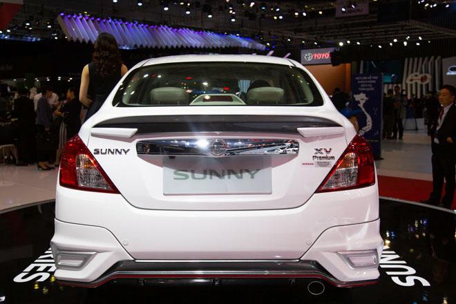 Nissan giới thiệu Sunny Q-Series với gói độ bodylip và một số nâng cấp nội thất; giá bán 568 triệu đồng - 7