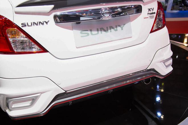 Nissan giới thiệu Sunny Q-Series với gói độ bodylip và một số nâng cấp nội thất; giá bán 568 triệu đồng - 8