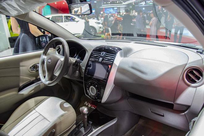 Nissan giới thiệu Sunny Q-Series với gói độ bodylip và một số nâng cấp nội thất; giá bán 568 triệu đồng - 11