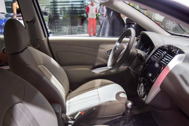 Nissan giới thiệu Sunny Q-Series với gói độ bodylip và một số nâng cấp nội thất; giá bán 568 triệu đồng - 14