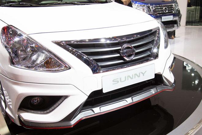 Nissan giới thiệu Sunny Q-Series với gói độ bodylip và một số nâng cấp nội thất; giá bán 568 triệu đồng - 2