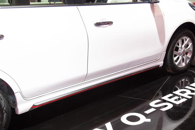 Nissan giới thiệu Sunny Q-Series với gói độ bodylip và một số nâng cấp nội thất; giá bán 568 triệu đồng - 5