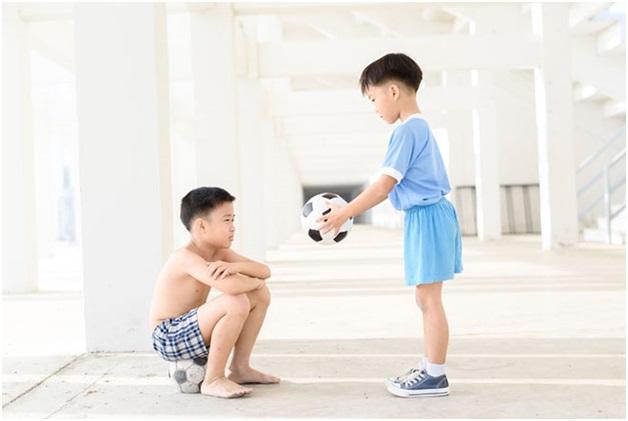 Các kỹ năng sống giúp con hoàn thiện về nhân cách - 1