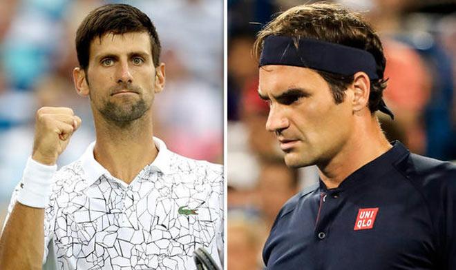 """Djokovic chơi """"võ mồm"""": Federer quyết lấy Grand Slam chạm 100 danh hiệu - 1"""