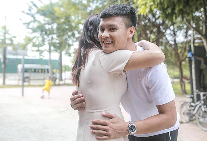 Quang Hải đua tài ở AFF Cup: Muốn mang lại niềm vui cho người hâm mộ - 1